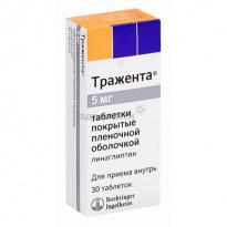Инструкция по применению препарата тражента
