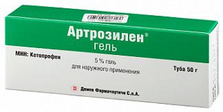 Артрозилен: инструкция по применению