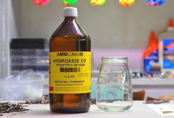 Нашатырный спирт от похмелья: помогает или причиняет вред?