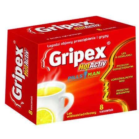 Гриппекс (grippex) – инструкция по применению