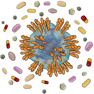 Лечение гепатита с: препараты с лучшими результатами лечения