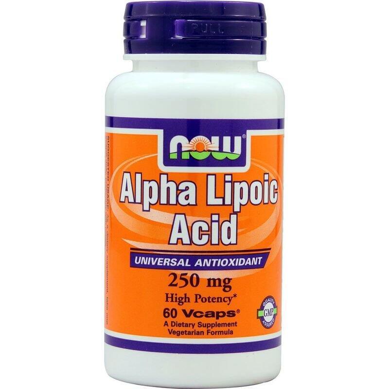 Альфа-липоевая кислота: инструкция по применению, аналоги препарата, отзывы