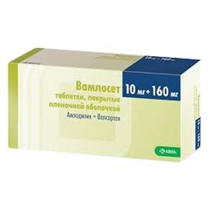 Инструкция по применению комбинированного препарата от давления ко-вамлосет