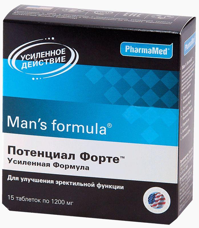 Препарат для мужчин паритет — инструкция по применению