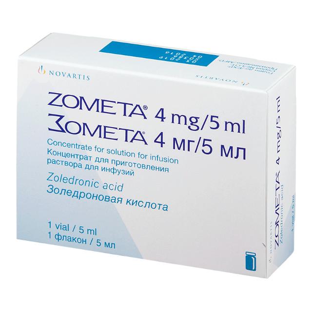 Инструкция по применению препаратов золедроновой кислоты - механизм действия, побочные эффекты и цена