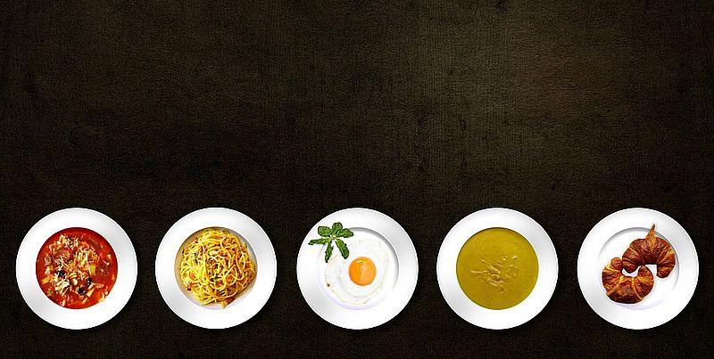 Правильное шестиразовое питание для похудения