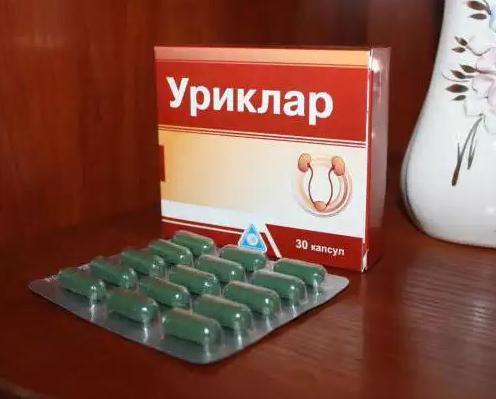 «уриклар»: инструкция к препарату, показания