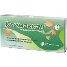 Климаксан: инструкция по применению, аналоги и отзывы, цены в аптеках россии
