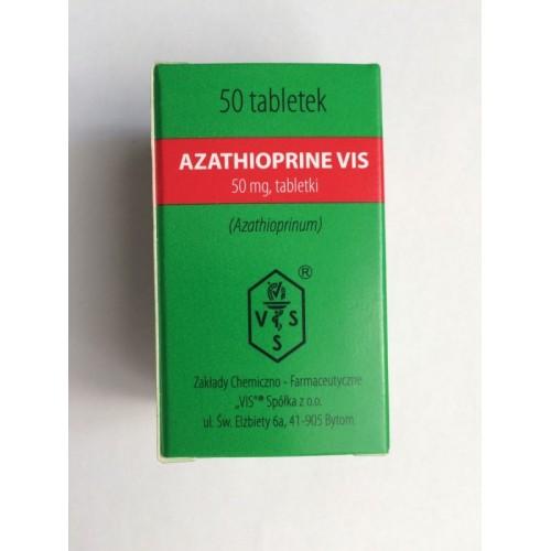 Азатиоприн — инструкция по применению, цена, отзывы и аналоги