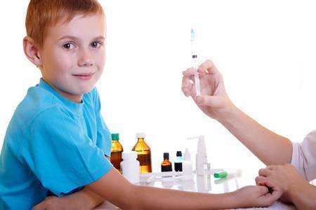 Реакция на прививку бцж