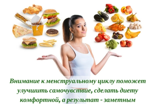 Можно ли худеть во время месячных (диета)- как это делать правильно