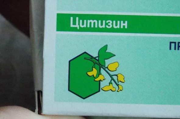 Инструкция по применению цитизина