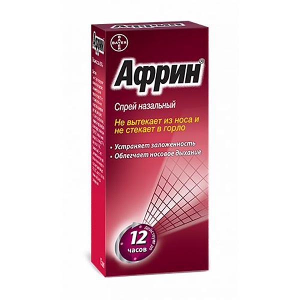 Африн: инструкция по применению, аналоги и отзывы, цены в аптеках россии