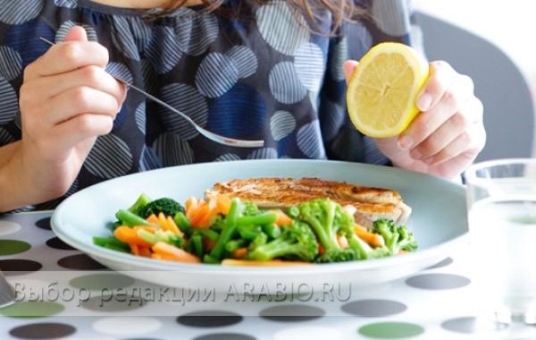 Антицеллюлитная диета: все секреты и тонкости