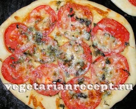 Рецепты пиццы из готового теста