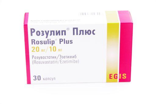 Розулип таблетки: инструкция по применению, цена, отзывы