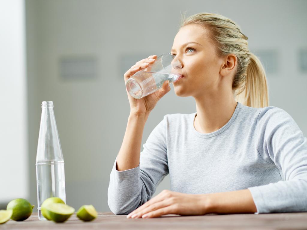 Питьевая диета —  употребляем пищу только в жидком виде