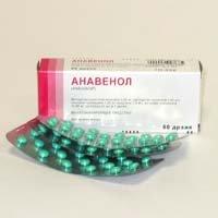 Анавенол – здоровье ваших вен! инструкция по применению, аналоги и отзывы.