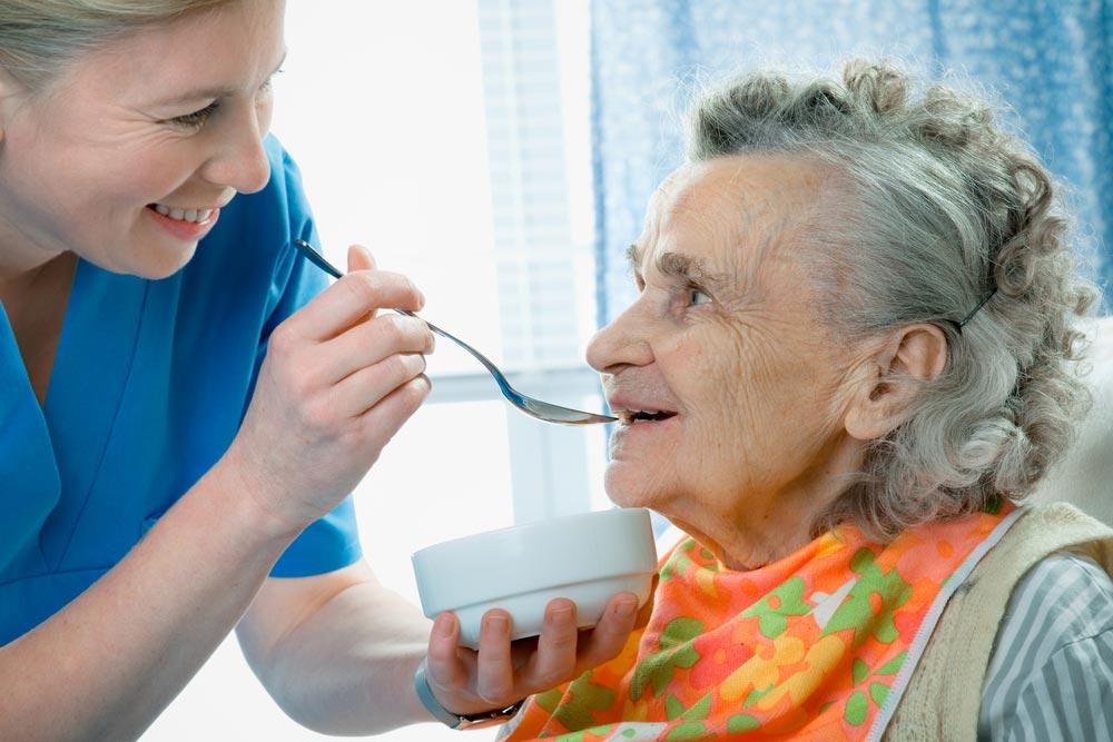 Поведение больных деменцией