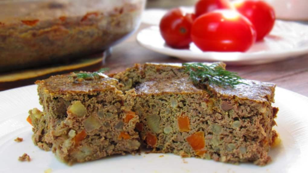 Печень говяжья диетические рецепты приготовления