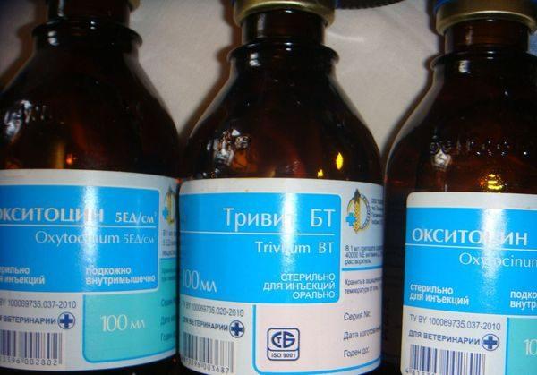 Тетравит доза телятам. инструкция по применению