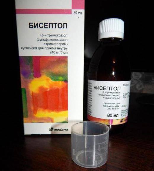 Бисептол это антибиотик или нет поможет при кашле и насморке