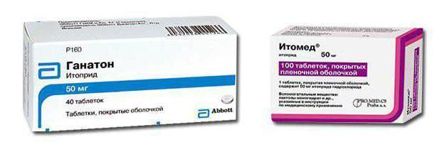 Топ 8 недорогих аналогов препарата ганатон