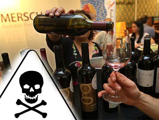 Как влияет вино на печень | советы доктора