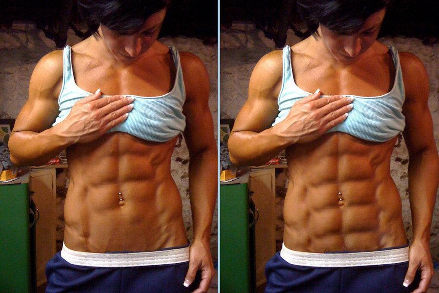 Жиросжигающая диета для спортсменов и женщин