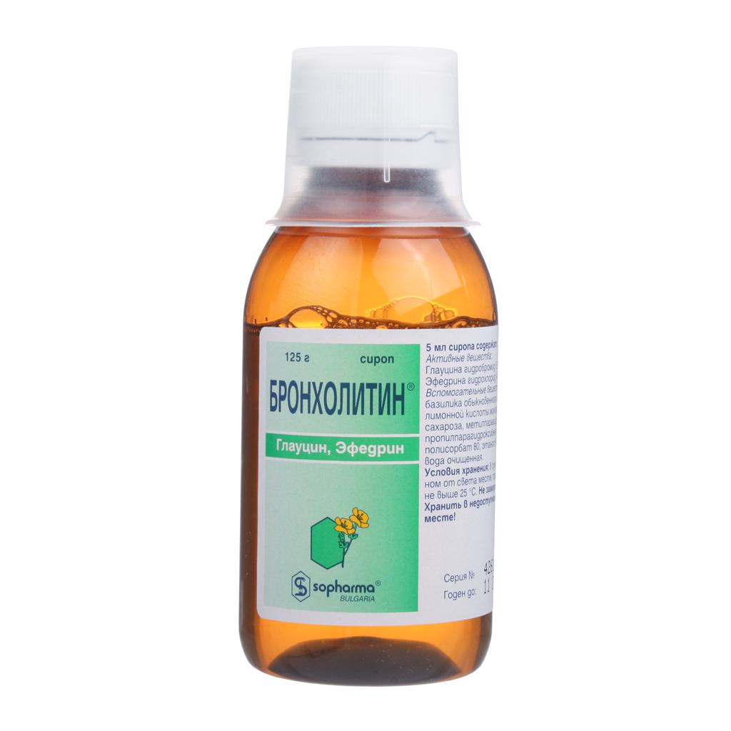 Сироп, таблетки «бронхолитин»: инструкция, цены и реальные отзывы