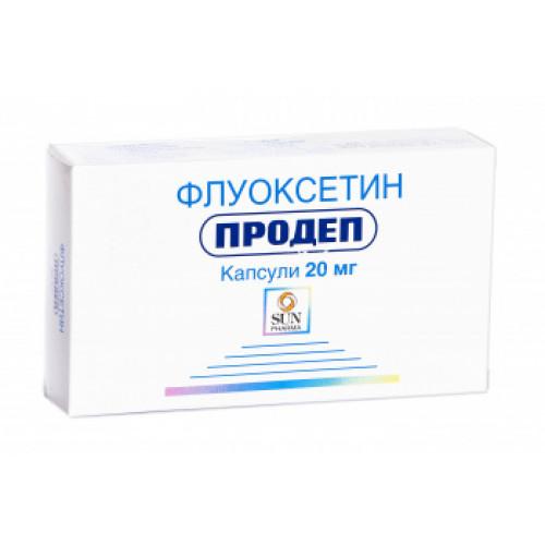 Препарат флуоксетин – инструкция, отзывы
