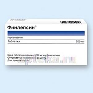 Финлепсин - показания к применению и тонкости приема препарата