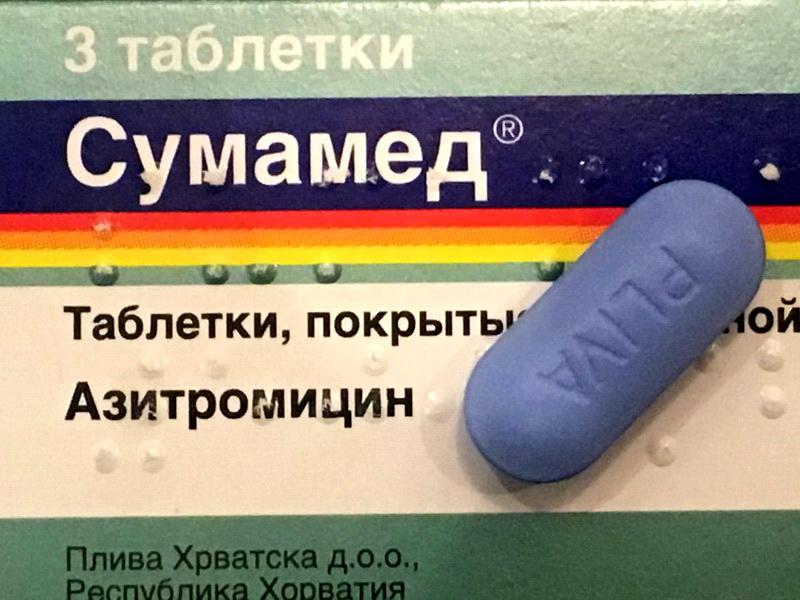 Сумамед - инструкция по применению, аналоги, отзывы и формы выпуска форте, таблетки 125 мг и 500 мг, капсулы 250 мг, суспензия, уколы лекарства для лечения ангины, пневмонии и других инфекций у взрослых, детей и при беременности