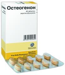 Остеогенон при заболеваниях костей – характеристика и аналоги
