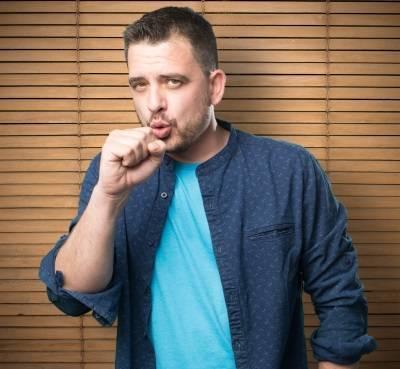 Кашель и затрудненное дыхание у курильщика