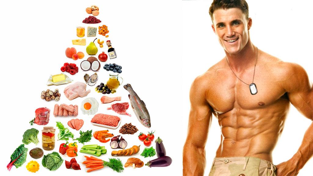Что есть мужчине что сбросить вес
