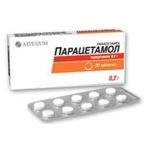 Парацетамол при артрозе коленного сустава