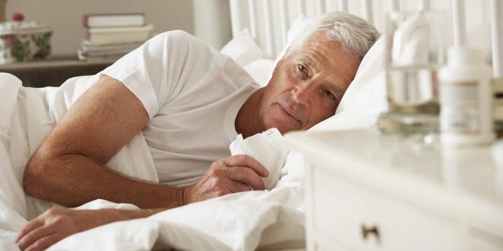 Воспаление легких у лежачих пожилых людей