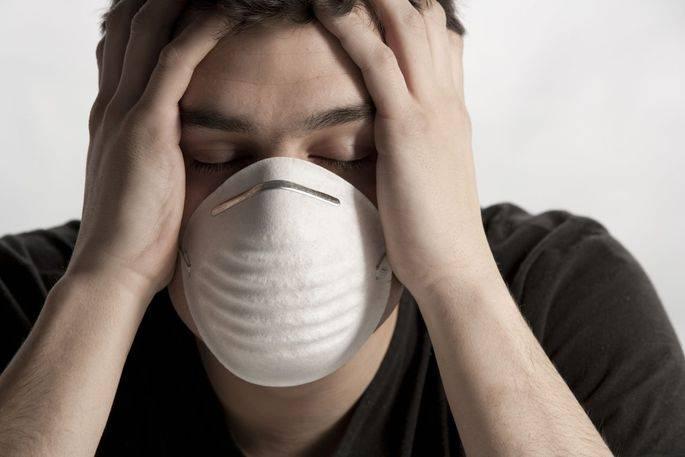 Осложнения при бронхиальной астме со стороны различных органов и систем