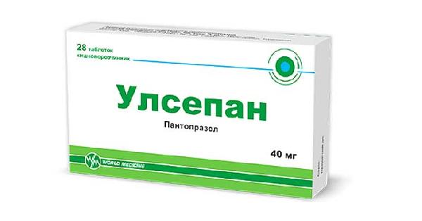 Улсепан: инструкция к препарату, отзывы