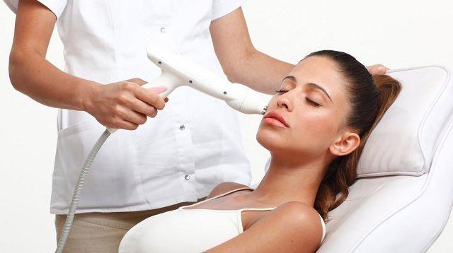 Методика удаления купероза на лице лазером