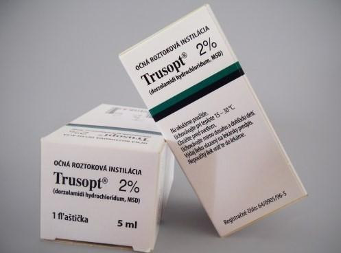 Трусопт, глазные капли 2% , 5 мл*