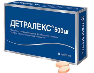 Свечи детралекс: инструкция к препарату, отзывы и фото