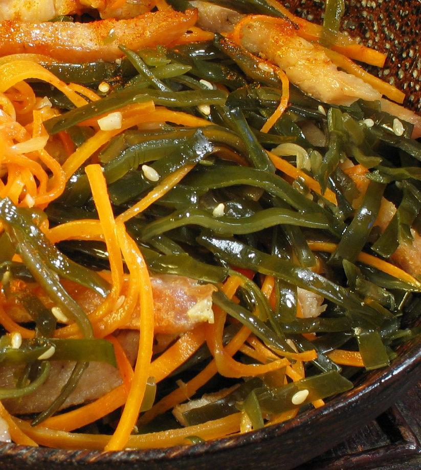 Морская капуста: для чего полезна, какие витамины и минералы содержатся