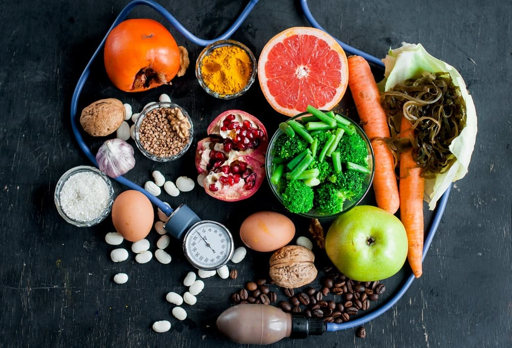 Особенности питания и выбора продуктов при всд