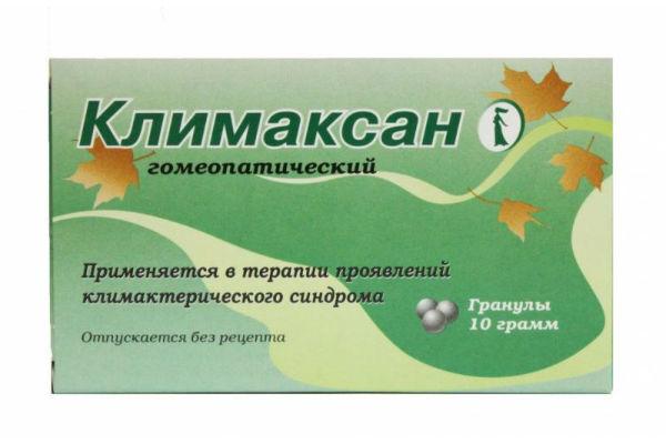 Особенности применения препарата климаксан при климаксе