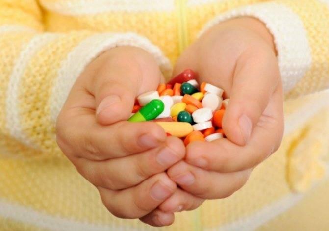 Бронхиальная астма: лечение, препараты
