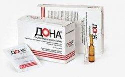 Инструкция по применению лекарства дона