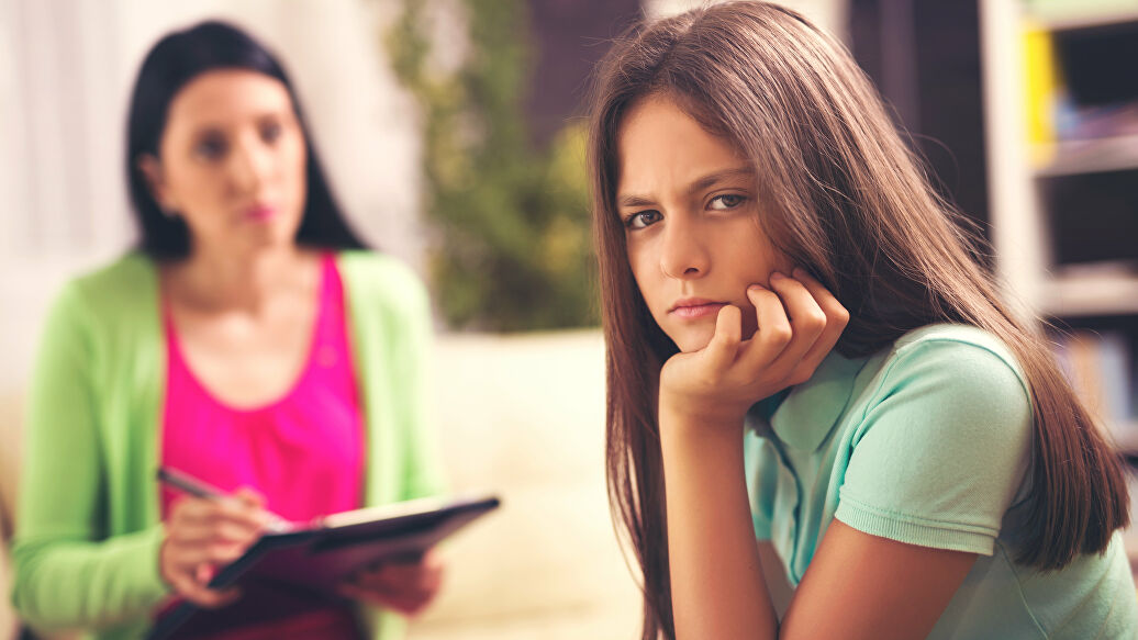 Депрессия у подростка девочки как помочь