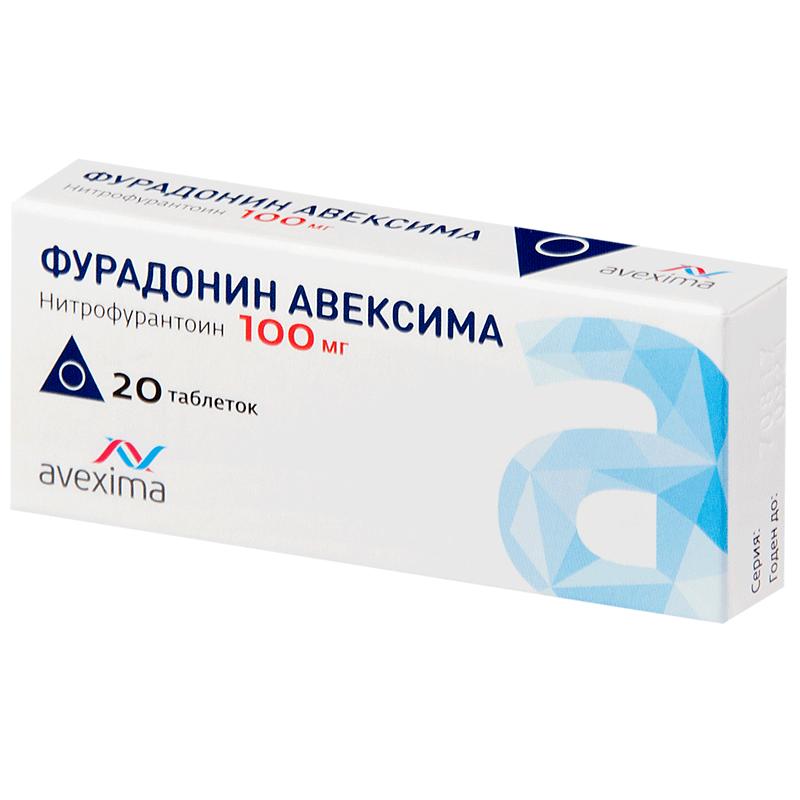 Нитрофурантоин — инструкция по применению, аналоги, отзывы, рецепт